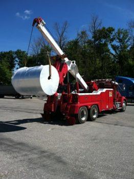 towing company hancock county