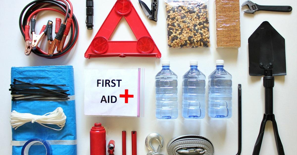 car emergency supply kit findlay oh