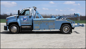 Towing Service Sandusky Ohio