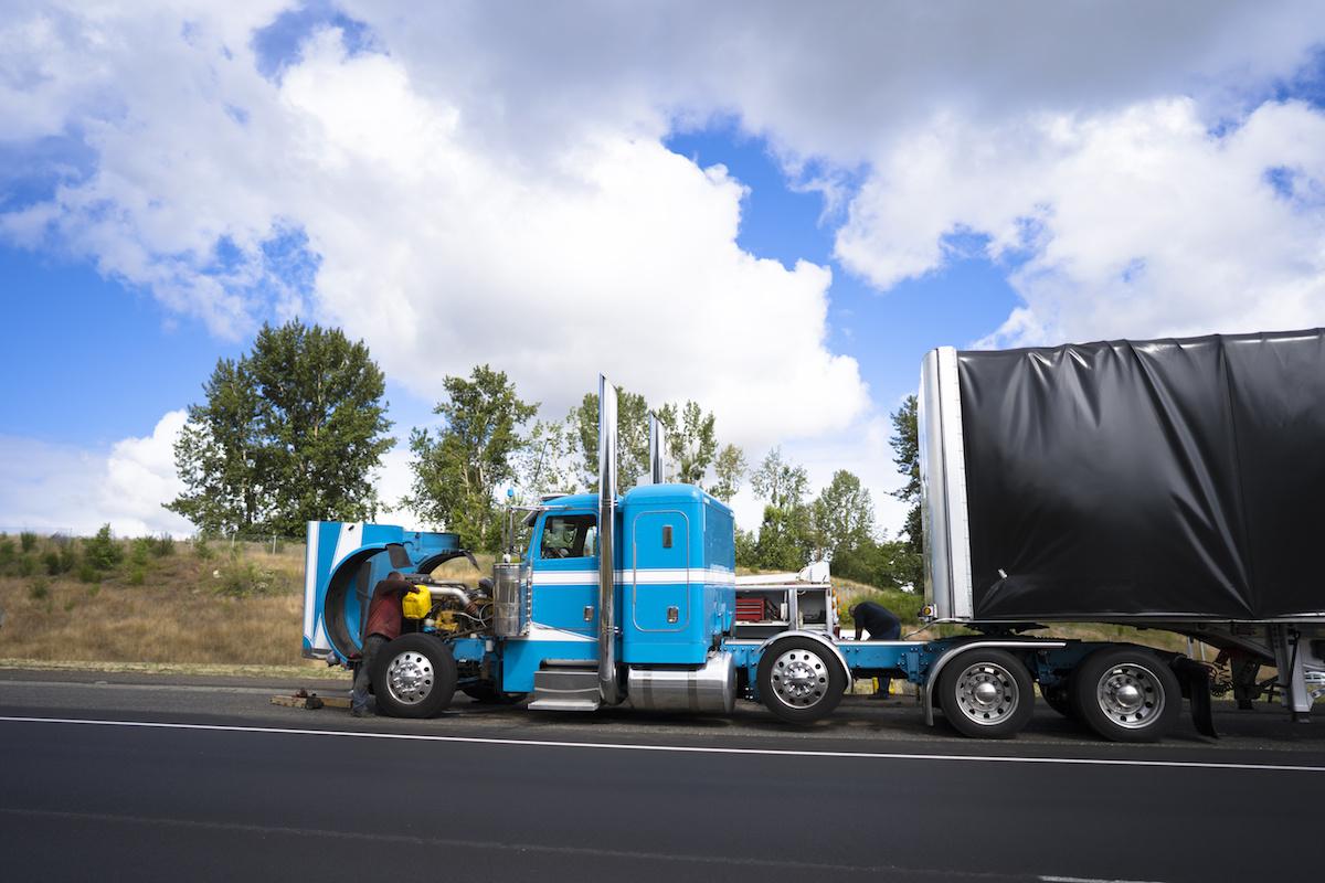 mobile semi truck repair findlay