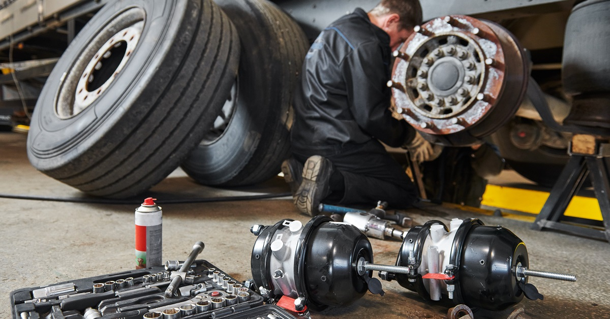 brake system replacement marion county oh